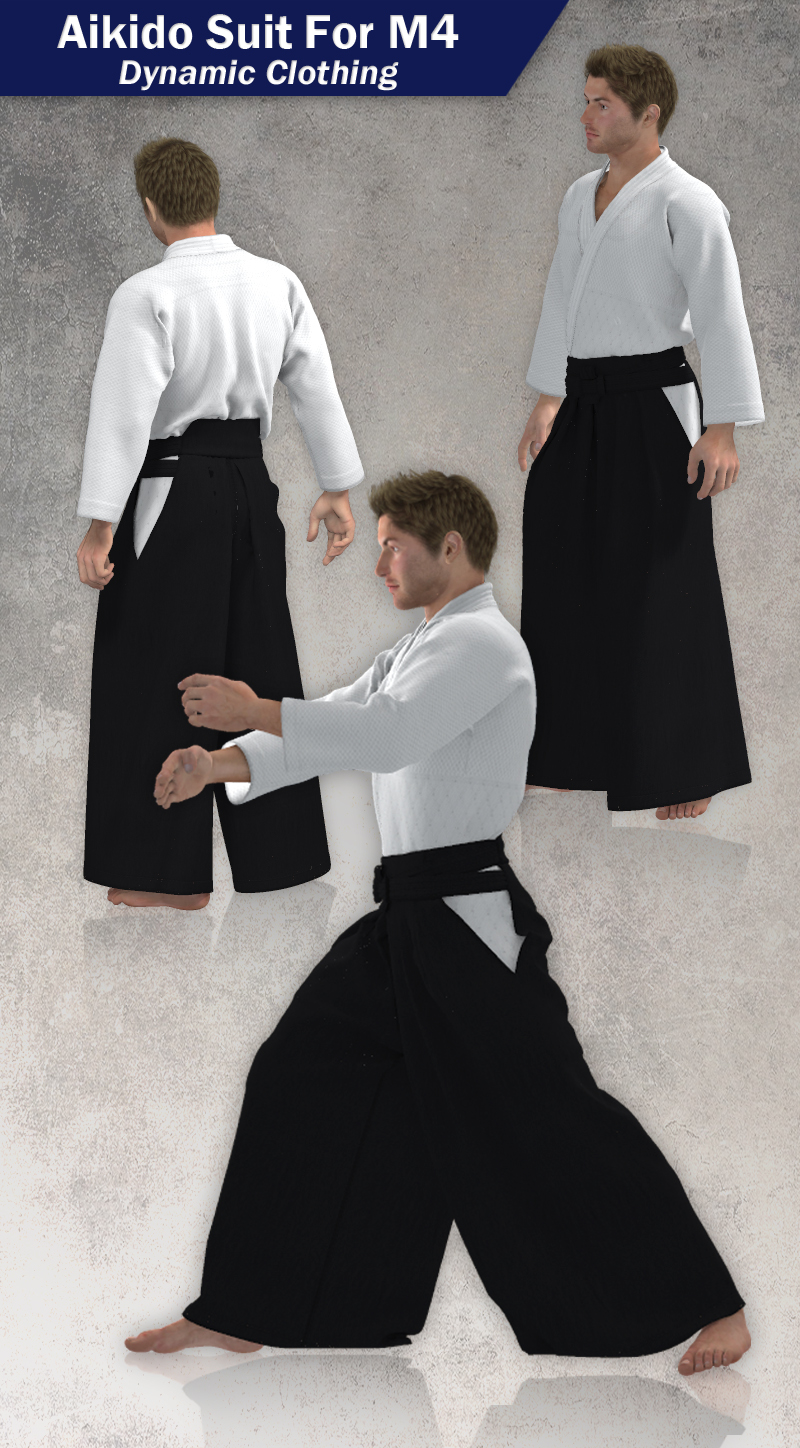 Aikido Suit for M4