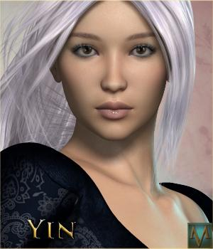 MRL Yin 3D Figure Essentials Mihrelle