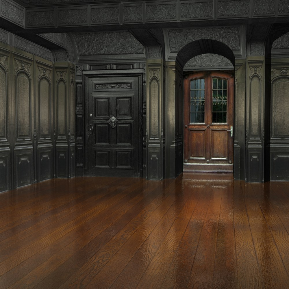 Baroque Room 3D Models kawecki