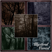 Mystical Forest 2D And/Or Merchant Resources Atenais