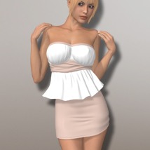 Happy Hour III Clothing 3D-Age