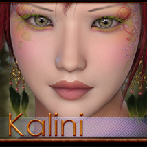 MDD Kalini for V4.2 3D Figure Essentials Maddelirium