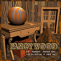 Fancy Wood 2D RajRaja