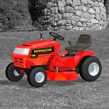 Ride On Mower (for Poser) image 5
