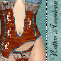 DA-NativeAmerican for Forest Breeze Clothing Themed Software DarkAngelGrafics