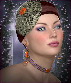 Dazzle for GCD Rachel Collection Themed Accessories -Wolfie-