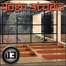 i13 Yoga Studio 3D Models ironman13