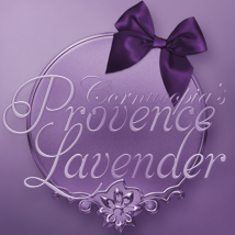 Provence Lavender Themed 2D And/Or Merchant Resources cornucopiaart