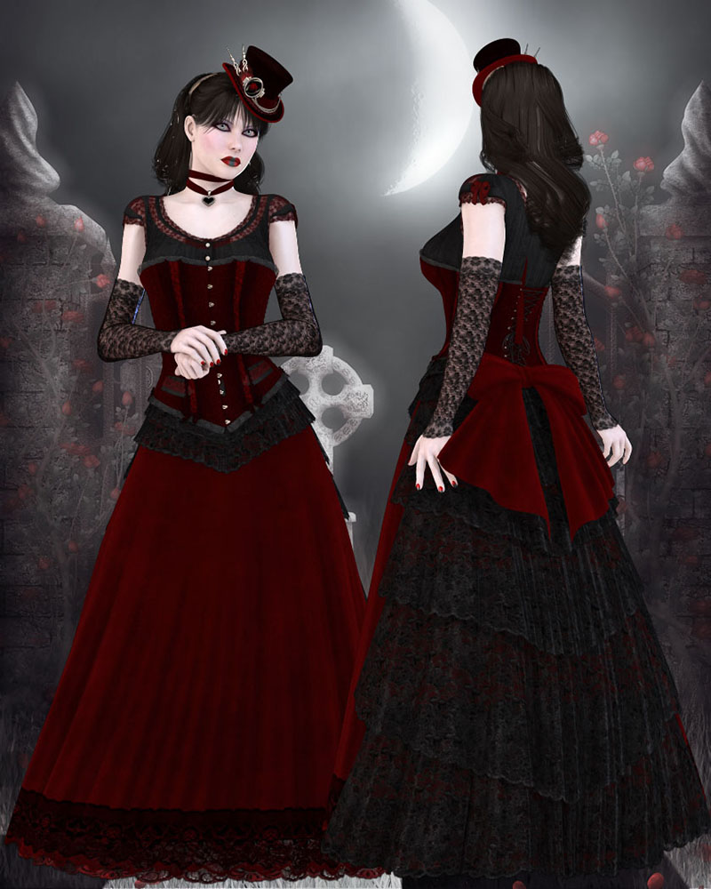 Forbidden - Victorian Innocence Bundle