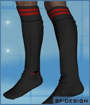 More Fun - Tube Socks for G2M 3D Figure Assets SF-Design