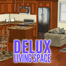 i13 Delux Living Space 3D Models ironman13