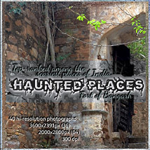 Haunted Places 2D 3D Models RajRaja
