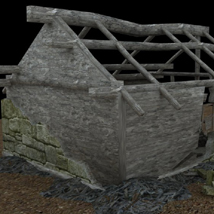 Derelict Buildings (for Poser) image 5