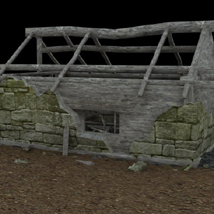 Derelict Buildings (for Poser) image 6
