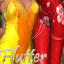 Flutter for Styx Clothing ANG3L_R3D