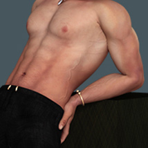 i13 Sensual Male Pose Collection for M4 image 4