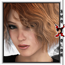 ShoXoloR for Estal Hair 3D Figure Essentials ShoxDesign