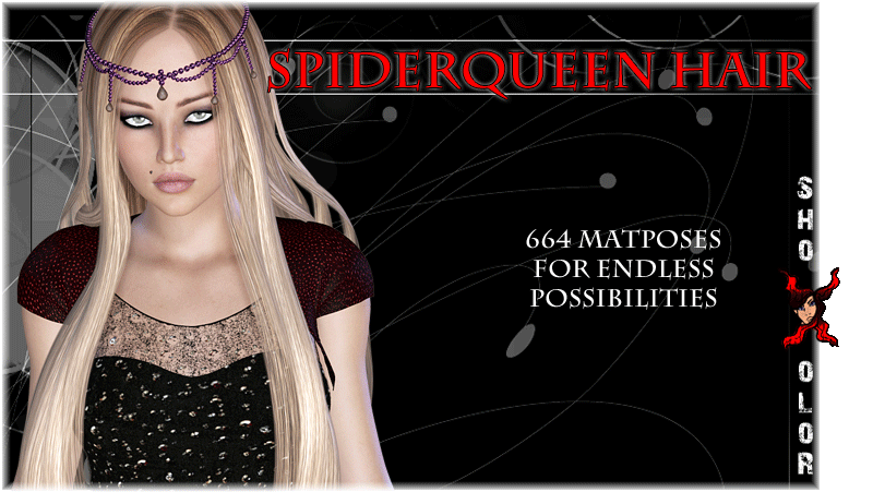 ShoXoloR for Spiderqueen Hair