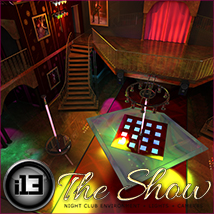 i13 The Show 3D Models Software ironman13