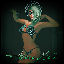 Adore Me 2 Poses 3D Figure Essentials SynfulMindz