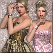 Party Fashion Clothing Themed sandra_bonello