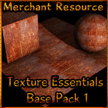 Texture Essentials 1 - Merchant Resource 2D And/Or Merchant Resources 3-d-c