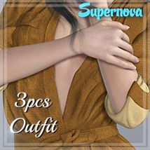 EarlySpring Clothing -supernova-