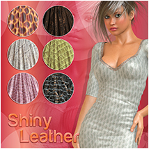 PM - Shiny Leather 2D Atenais
