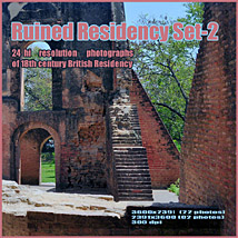 Ruined Residency Set-2 2D RajRaja