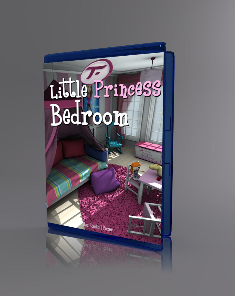 Little Princess Bedroom by TruForm