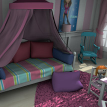 Little Princess Bedroom image 1