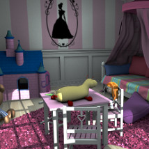 Little Princess Bedroom image 2