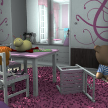Little Princess Bedroom image 3