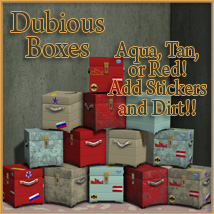 Dubious Boxes and Trunks image 2