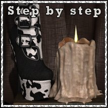 Step by Step: Walk Over 3D Figure Essentials 3D Models sandra_bonello
