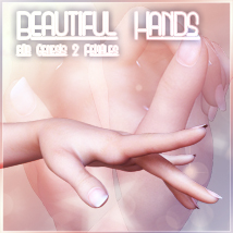 Beautiful Hands for Genesis 2 Females Software Themed Poses/Expressions lunchlady