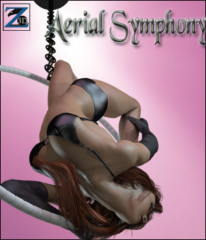 CW Aerial Symphony Software Props/Scenes/Architecture Poses/Expressions Cat-Woman