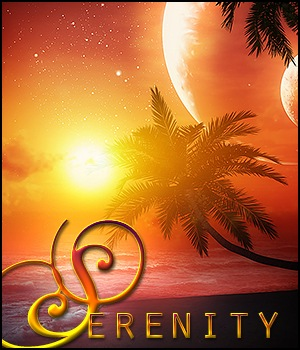 Serenity Backgrounds 2D Graphics Sveva