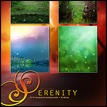 Serenity Backgrounds image 1