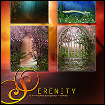 Serenity Backgrounds image 2