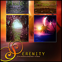 Serenity Backgrounds image 4