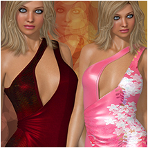 Addiction for Sequin 3D Figure Essentials Atenais