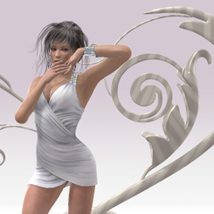 3D Scene for Poses #4 image 3