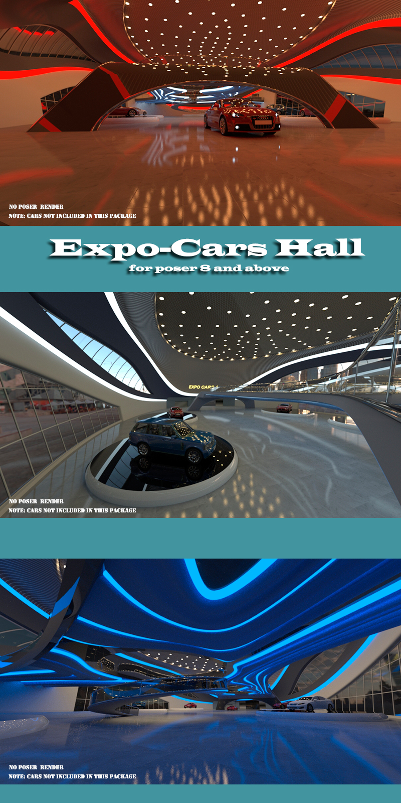 AJ Expo-Cars Hall