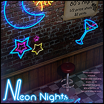 SV's Neon Nights - Quick Scene image 4