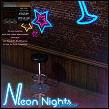 SV's Neon Nights - Quick Scene image 5