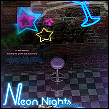 SV's Neon Nights - Quick Scene image 6