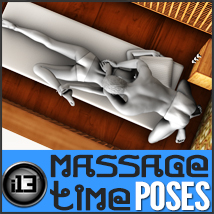 i13 Massage Time POSES Software 3D Figure Essentials ironman13