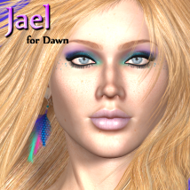 Jael for Dawn 3D Figure Essentials icandy265
