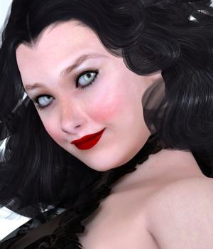 Betty Bouncealot by -dragonfly3d-
